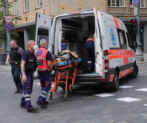 Savaitgalį per eismo įvykius žuvo vienas eismo dalyvis, sužeista – 40