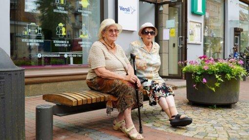 Visagino savivaldybė – viena iš trijų šalyje, kurioms rūpi senjorų nuomonė ir skaidrus jų interesų atsovavimas