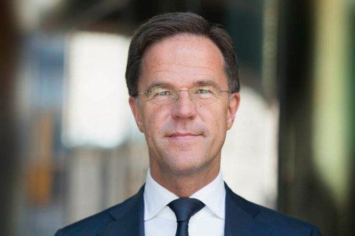 Nyderlandų premjeras atsiprašo už kovos su pandemija priemonių sušvelninimą