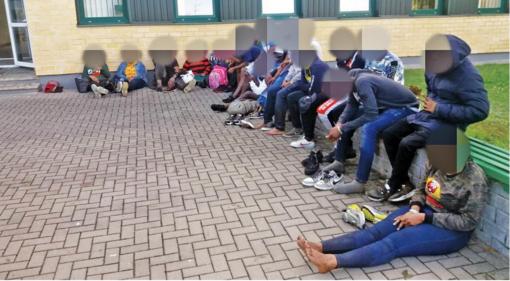 Migrantai gali atsidurti ir Kiemėnuose
