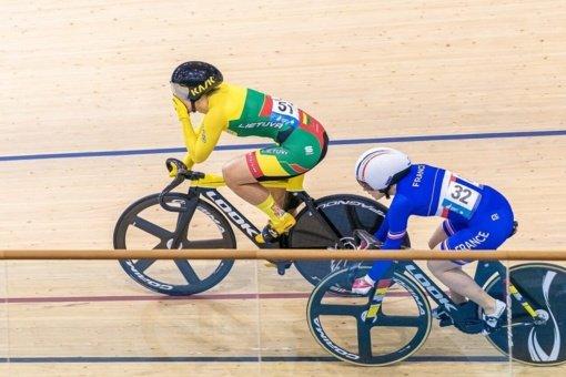 Sprendimas priimtas – iš Baltarusijos perkeltas Europos dviračių treko čempionatas Panevėžyje neįvyks
