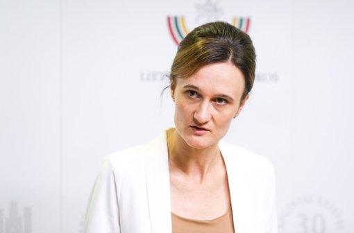 V. Čmilytė-Nielsen: šios kadencijos Seimo bendradarbiavimas su prezidentu yra geresnis nei su praėjusios