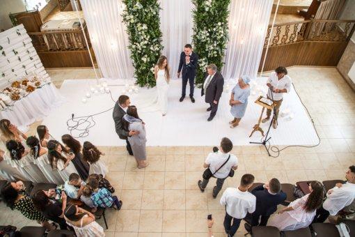 Vestuvių fotografavimas ir fotografo darbas anksčiau ir dabar