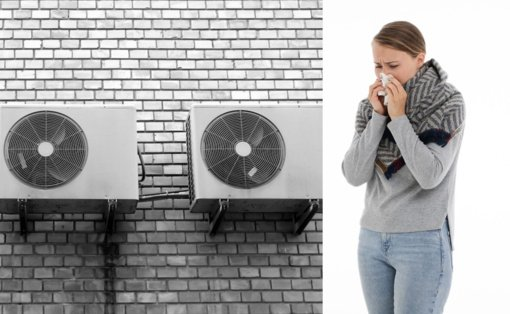 Ar dėl oro kondicionieriaus tikrai galime peršalti? Atsakymas jus nustebins