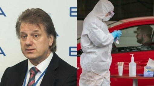 Kaip baigsis COVID-19 pandemija: pateikė 4 galimus scenarijus