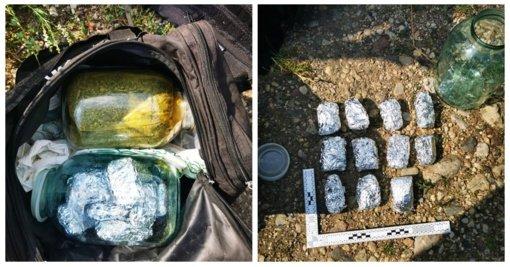 Per policijos operaciją Marijampolėje rastos kanapės ir jų auginimo laboratorija