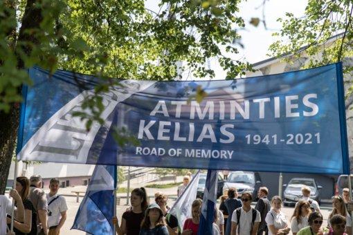 """""""Atminties kelio"""" eisenos dalyviai paminės Šiaulių žydų bendruomenės sunaikinimo 80-metį"""
