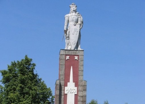 Perlojoje minimas Vytauto Didžiojo paminklo 90-metis