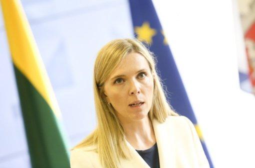 A. Bilotaitė apie nelegalių migrantų apgyvendinimą: sunku rasti vietą, kuri visiems tiks