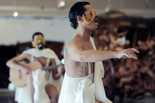 """""""Naujasis Baltijos šokis"""" ENTER'19 festivalyje"""