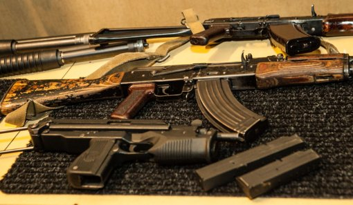 Karo muziejuje nekyla neaiškumų dėl privalomos ginklų saugojimo tvarkos