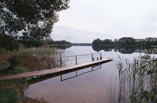 Ančios ežere maudytis nerekomenduojama