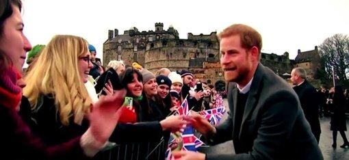 Princas Harry vėl supykdė karališkąją šeimą