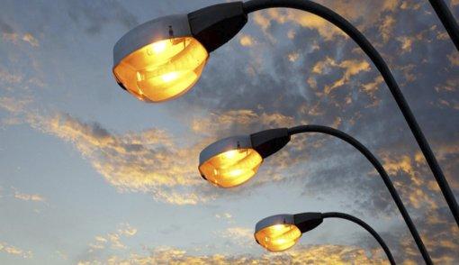 Visagine remontuojami gatvės šviestuvai laikinai neveiks