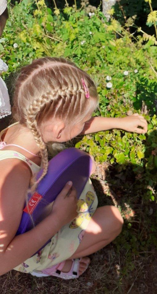 Vaikams apie augalus ir draugystę