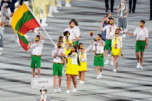Lietuvių sportininkai stoja į kovas Tokijo vasaros olimpinėse žaidynėse: kada ir kur stebėti?