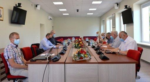 Šilalėje lankėsi žemės ūkio viceministras Donatas Dudutis