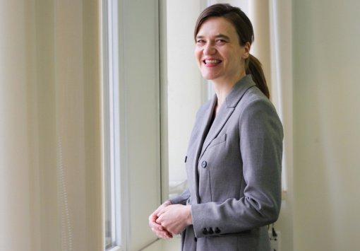 R. Morkūnaitė-Mikulėnienė atsakė į R. Karbauskio kritiką: kaip atsakas į agresiją yra provokavimas