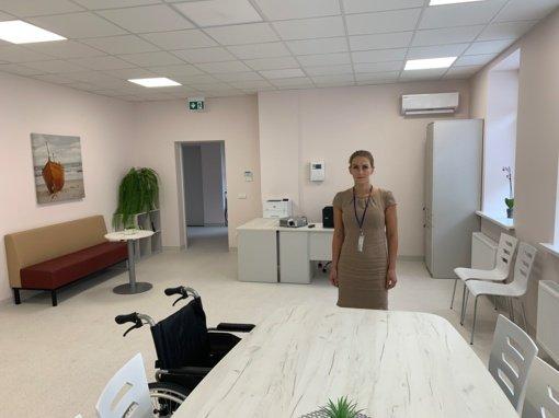 Druskininkuose atidarytas neįgaliųjų dienos centras
