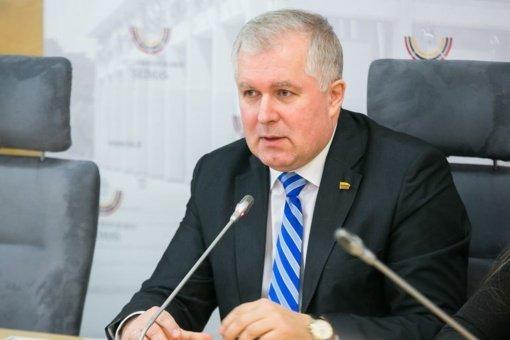 Baltijos šalių gynybos ministrai: Baltarusijos režimo hibridinė ataka nukreipta prieš ES