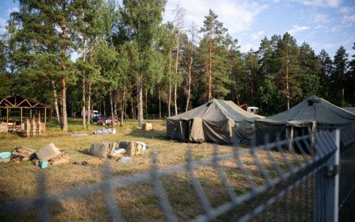 Penki afganistaniečiai ir toliau teisme siekia, kad Lietuva būtų įpareigota juos įsileisti