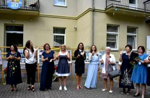 Klaipėdos miesto globos namai atšventė dvidešimties metų jubiliejų