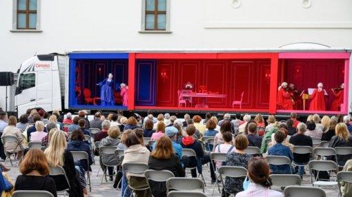 Kitą savaitę Visagine – išskirtinė Miesto šventė ir naujas Erdvių festivalis
