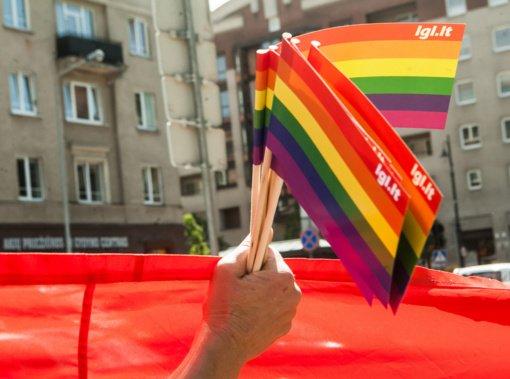Teismas įpareigojo Kauno savivaldybę suderinti LGBTQ+ eitynių maršrutą per Laisvės alėją