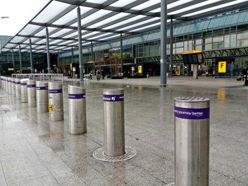 Londono oro uoste – naujas mokestis keleiviams