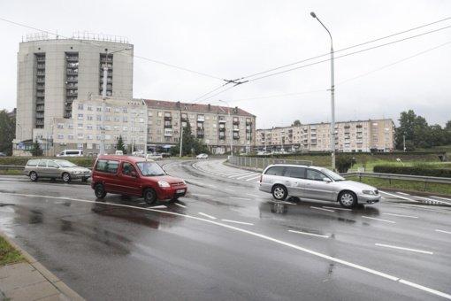 Praėjusį savaitgalį keliuose žuvo du žmonės