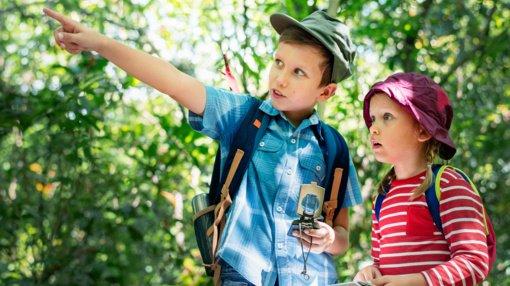Rugpjūtį Druskininkuose – naujos vaikų stovyklos: dar yra laisvų vietų