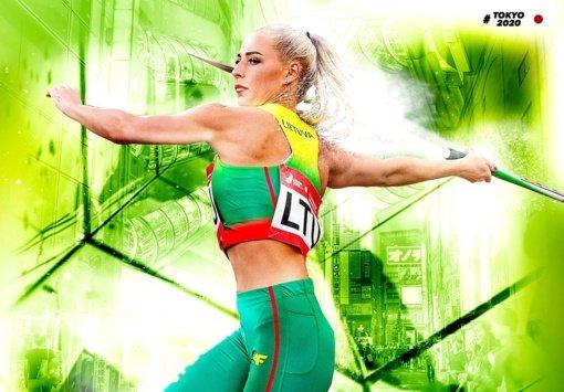 Svarbiausi antradienio olimpiečių startai: lengvojoje atletikoje – net 3 debiutantai iš Lietuvos