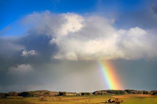 Artimiausiomis dienomis – šiluma, lietus ir perkūnija