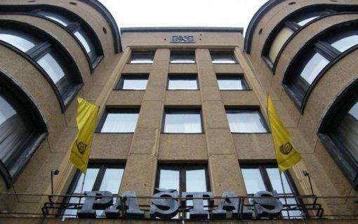 Kauno centrinio pašto pastato ateitis aiškesnė bus rudenį