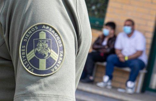 Ministrės A. Bilotaitės sprendimas leido pasieniečiams naudoti psichinę ir fizinę prievartą