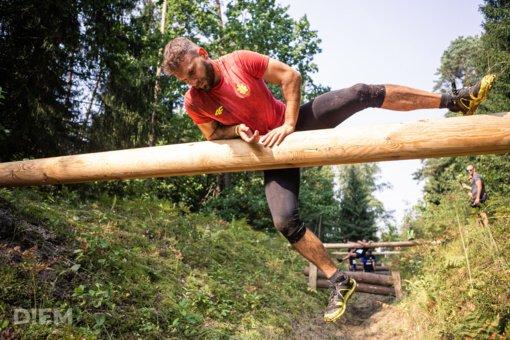 Adrenalino fiesta Kazlų Rūdoje: bėgimo ir nuotykių išsiilgusiems žmonėms
