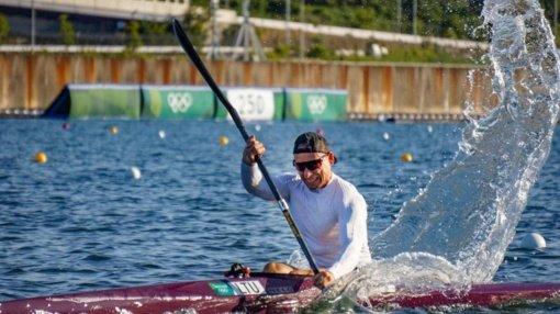Trečiadienio Lietuvos olimpiečių startai: debiutuoja baidarininkas ir ieties metikas, o dviratininkės stos į kovą kitoje rungtyje