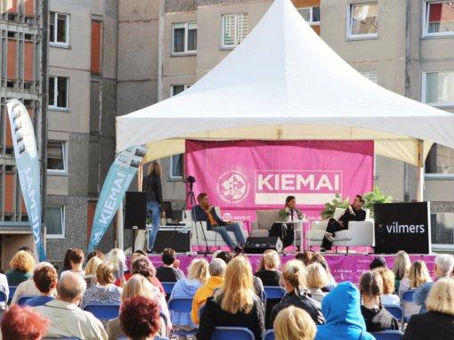 """Festivalis """"Kiemai"""" šiauliečiams dovanoja rugpjūčio renginių"""