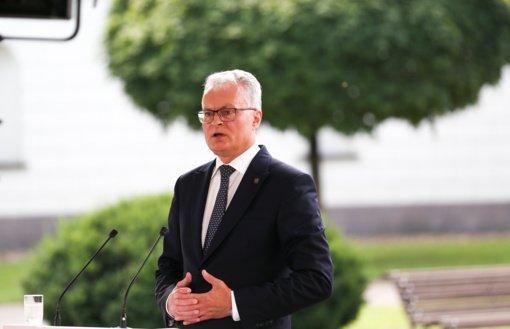 Prezidentūra: Minsko režimas tarsi įkaitais siekia pasinaudoti neteisėtais migrantais