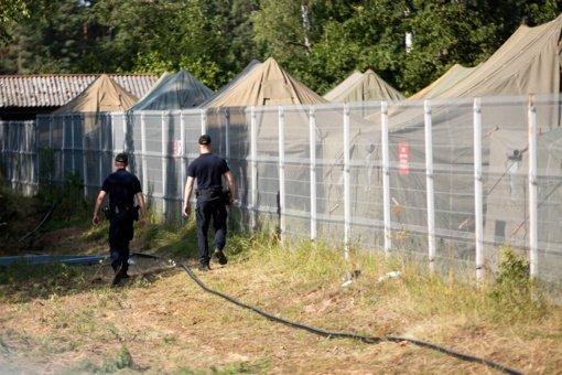 Migrantas, galimai turėjęs ryšių su teroristais, išsiųstas iš Lietuvos