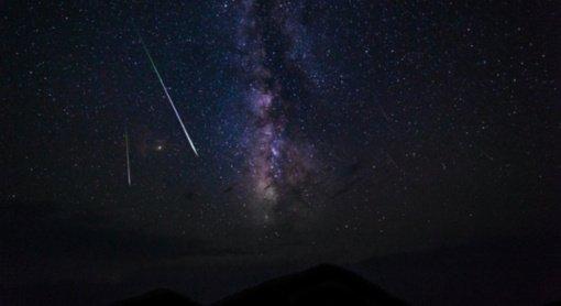 Artimiausiomis paromis – Perseidų meteorų pikas