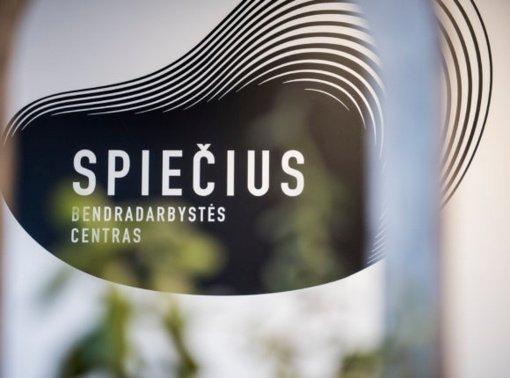 """Ukmergės verslininkai aktyviai naudojasi bendradarbystės centro """"Spiečius"""" paslaugomis"""