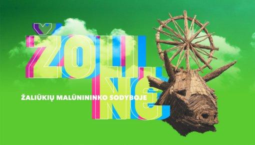 Per Žolinę – vakaronė Žaliūkių malūnininko sodyboje
