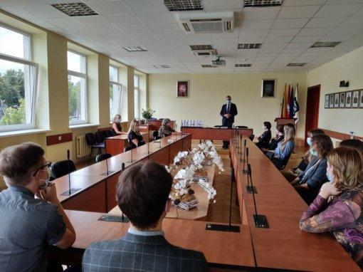 Pasveikinti Kaišiadorių rajono abiturientai, pelnę šimto balų įvertinimus