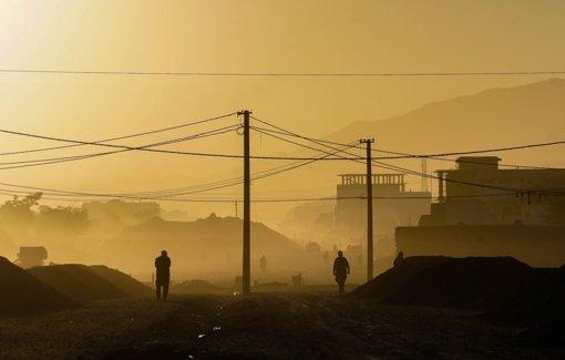 """Afganistano VRM: vyks """"taikus valdžios perdavimas"""""""