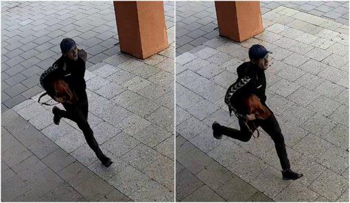Alytuje ieškomas moters rankinę iš automobilio pavogęs vyras