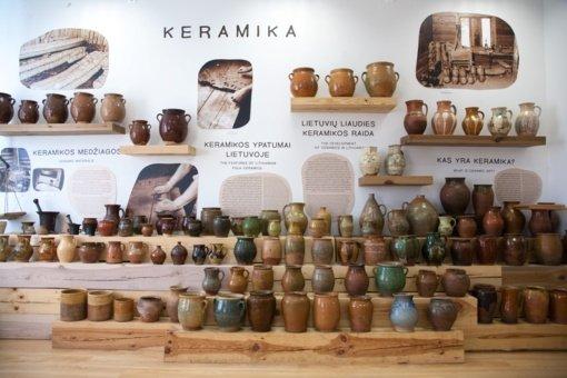 Simpoziumas keramikos muziejuje