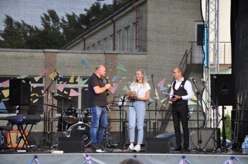 Žeimelyje surengtas pirmasis jaunimo festivalis