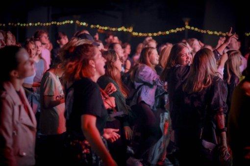 """Tris dienas vykęs tradicinis """"Menų festas'21"""" jaunimą kvietė susiburti jau 4-tąjį kartą"""