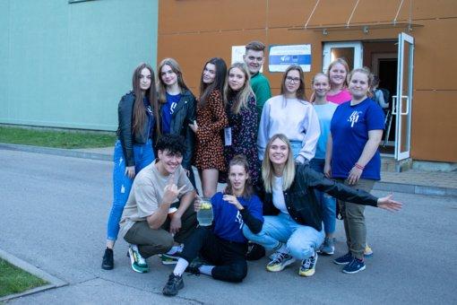 Druskininkuose paminėta Tarptautinė jaunimo diena